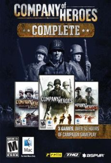 free steam game Company of Heroes Complete Pack