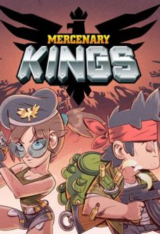 free steam game Mercenary Kings: Reloaded Edition