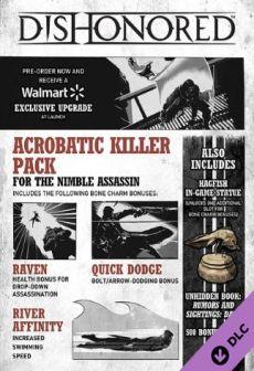 Dishonored Acrobatic Killer