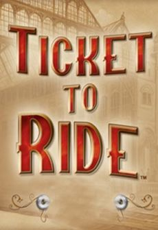 free steam game Ticket to Ride