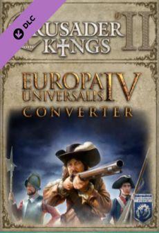 Crusader Kings II - Europa Universalis IV Converter