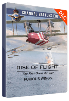 Rise of Flight: Channel Battles Edition - Furious Wings