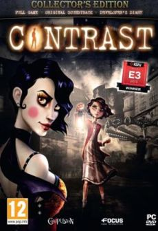 free steam game Contrast Collector's Edition