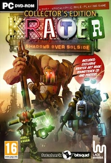 Krater: Collector's Edition
