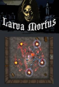 free steam game Larva Mortus