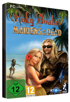 free steam game Holy Avatar vs. Maidens of the Dead