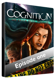 Cognition: An Erica Reed Thriller - Episode 1