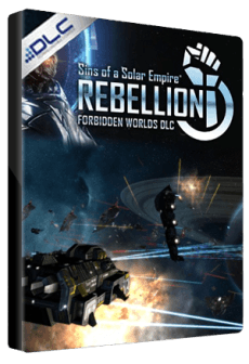 Sins of a Solar Empire: Rebellion - Forbidden Worlds Key Steam