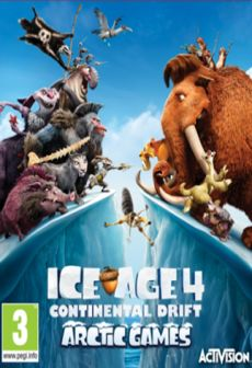 Ice Age 4: Continental Drift: Arctic Games