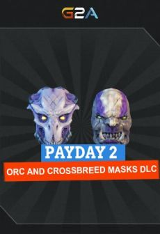 free steam game PAYDAY 2: Orc and Crossbreed Masks