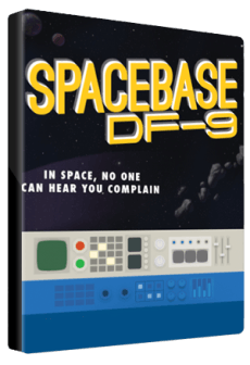 free steam game Spacebase DF-9