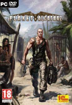 free steam game Planet Alcatraz