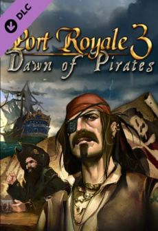 free steam game Port Royale 3: Dawn of Pirates