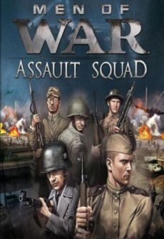 free steam game Men of War: Assault Squad