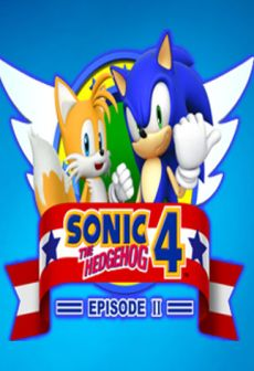 free steam game Sonic the Hedgehog 4 - Episode II