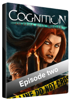Cognition: An Erica Reed Thriller - Episode 2