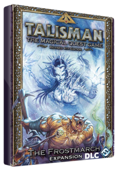 Talisman - The Frostmarch Expansion Key Steam