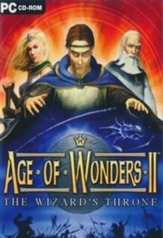 free steam game Age of Wonders II: The Wizard's Throne