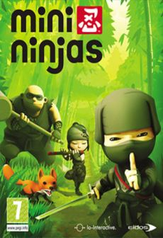 free steam game Mini Ninjas