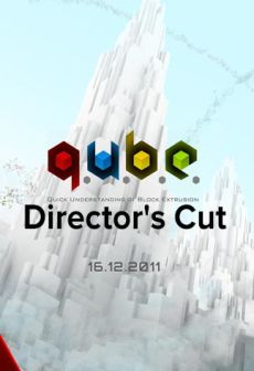 free steam game Q.U.B.E: Director's Cut