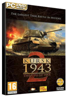 free steam game Theatre of War 2: Kursk 1943