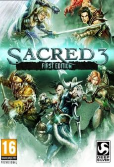free steam game Sacred 3 First Edition
