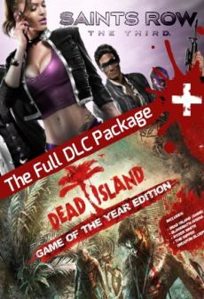 Dead Island GOTY and Saints Row: The Third - The Full Package