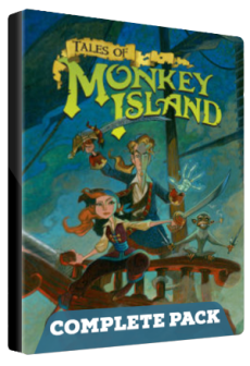 free steam game Tales of Monkey Island Complete Pack