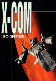 free steam game X-COM: UFO Defense