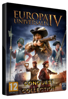 Europa Universalis IV - Conquest Collection