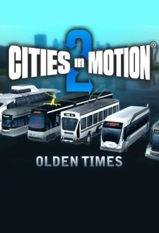 Cities in Motion 2 - Olden Times
