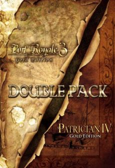 Port Royale and Patrician IV Gold - Double Pack  3 Gold Coins