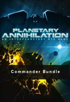 Planetary Annihilation - Digital Deluxe Commander Bundle