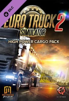 free steam game Euro Truck Simulator 2 - High Power Cargo Pack