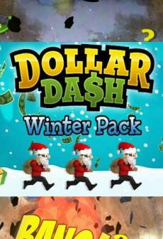 Dollar Dash - Winter Pack