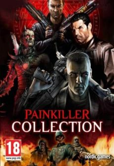 free steam game Painkiller Complete Pack