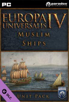 Europa Universalis IV: Muslim Ships Unit Pack