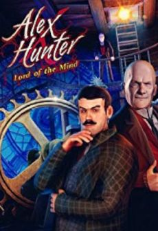 free steam game Alex Hunter - Lord of the Mind Platinum Edition