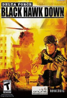 free steam game Delta Force Black Hawk Down