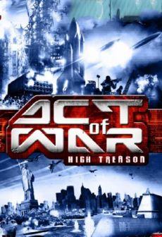 free steam game Act of War: High Treason