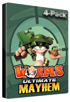 Worms: Ultimate Mayhem 4-Pack