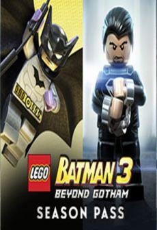 LEGO Batman 3 Beyond Gotham Season Pass