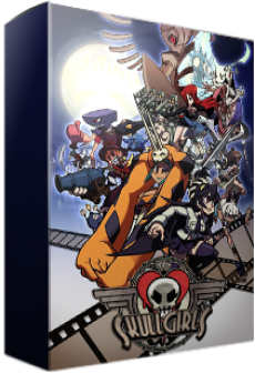 free steam game Skullgirls 4-Pack