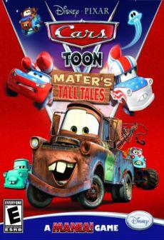 Disney Pixar Cars Toon: Mater's Tall Tales