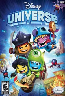free steam game Disney Universe