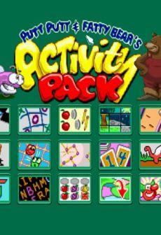 Putt-Putt and Fatty Bear's Activity Pack