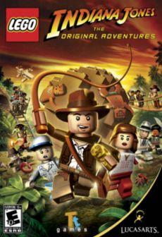 free steam game LEGO Indiana Jones: The Original Adventures
