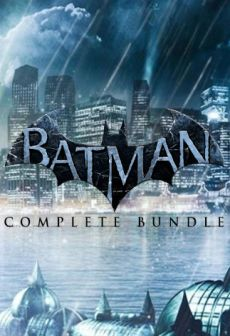 Batman Complete Bundle (7 items)