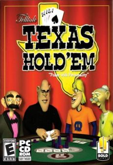 free steam game Telltale Texas Hold'Em