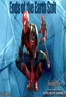 The Amazing Spider-Man 2 - Ends of the Earth Suit